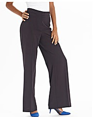 Super Wide Leg Trousers Short