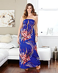 BESPOKEfit Maxi Dress Voluptuous E-GG