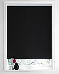 Straight Thermal Blackout Blind Large