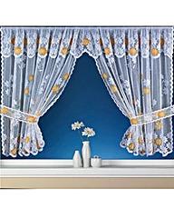 Prima Net Curtain Window Set