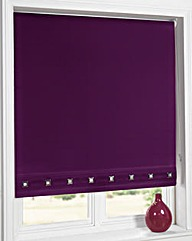 Medium Square Eyelet Blind