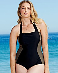 MAGISCULPT Bandeau Swimsuit - Longer