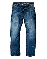 Crosshatch Denim Jeans 31 inches
