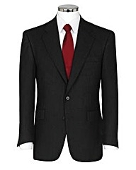 The Label Plain Suit Jacket Long