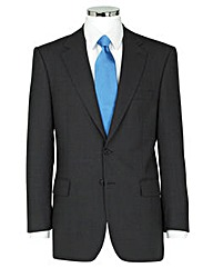 The Label Birdseye Suit Jacket Regular