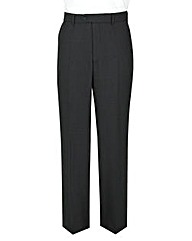 The Label Birdseye Suit Trouser Long