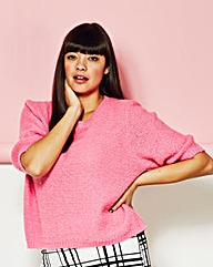 Crop Knit Jumper