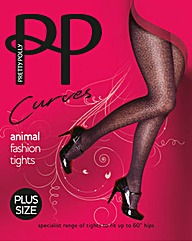 Pretty Polly Curves Animal Tights