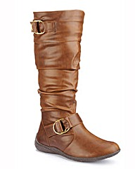 Legroom Boots E Fit Standard Calf