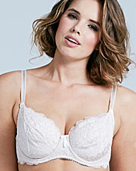 Pour Moi Almond Amour Underwired Bra