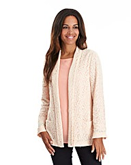 Joanna Hope Lace Jacket