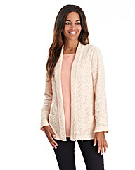 Petite Joanna Hope Lace Jacket