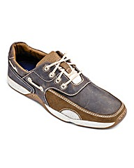 Chatham Marine Lace Up Casual Shoes