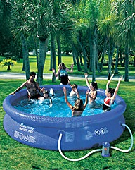 Bestway 12 Foot Fast Set Pool