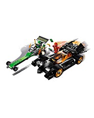 Lego Batman And The Riddler Chase