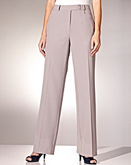 Slimma Wide Leg Trousers Length 26in