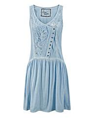 Joe Browns Irresistable Ice Blue Dress