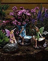 Fairy Spotlights Set of 3
