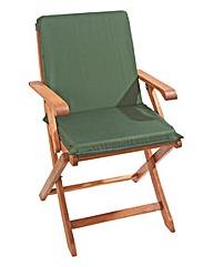 Waterproof Garden Folding Seat Cushion