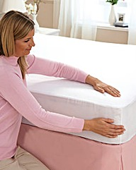 Soft Touch Waterproof Mattress Protector