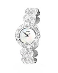 Seksy Ladies Stone Set Watch