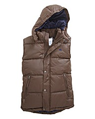 Raging Bull Hooded Gilet