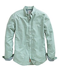 Wrangler Long Sleeved Oxford Shirt