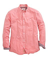 Wrangler Long Sleeved Oxford Shirt