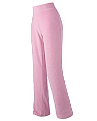 Body Star Velour Pant 32in