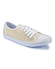 The Shoe Tailor Canvas Shoes E Fit