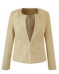Tailored Boucle Jacket