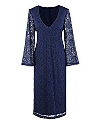 Changes Boutique Lace Tunic Dress