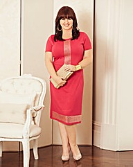 Coleen Nolan Stud Dress