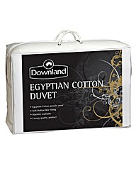 Egyptian Cotton Duvet 13.5 Tog