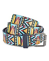 Label J Aztec Belt