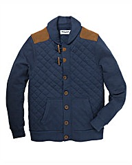 Label J Quilted Toggle Jacket