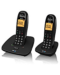 BT Twin Cordless Telephone