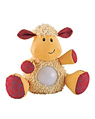 ELC Blossom Farm Plush Cot Night Light