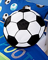 It is a Goal Football Cushion