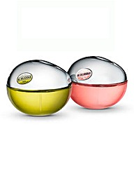 DKNY Fresh Blossom & Be Delicious BOGOF