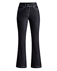 Simply Be Eve Bootcut Jeans Reg