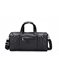 Hautton Leather Holdall