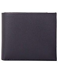 Smith & Canova Smooth Folding Wallet