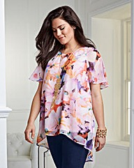 Together Boutique Print Tunic