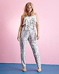Edit Floral Jumpsuit