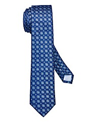 Williams & Brown London Geometric Tie R