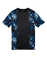 Label J Tropical Fade T-shirt Long