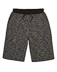 Label J Space Dyed Jog Shorts