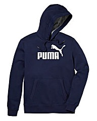 Puma Logo Hooded Sweatshirt