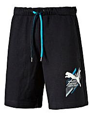 Puma Fun Bermuda Graphic Sweat Shorts